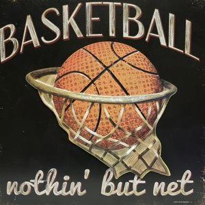 Home Decor Basketball
